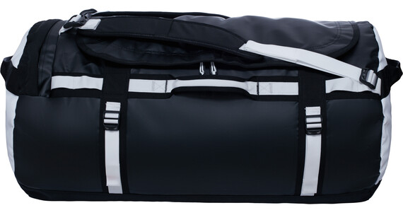 The North Face Base Camp Duffel L TNF Black/TNF White